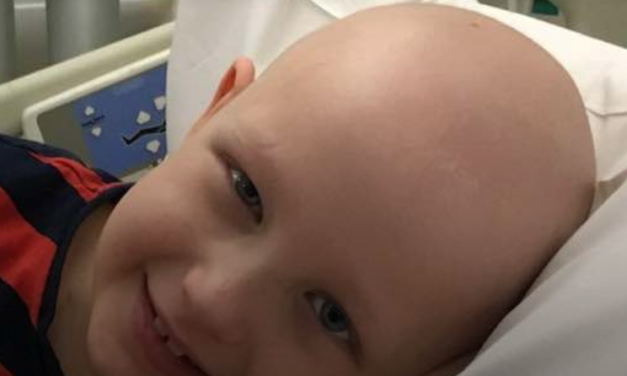 Boy cured of cancer with stem cell therapy